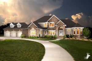 Stunning Executive Country Estate photo