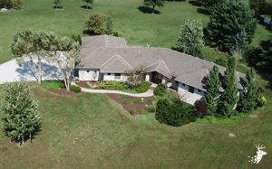 Custom Home on 3 Acres in Lawrence photo