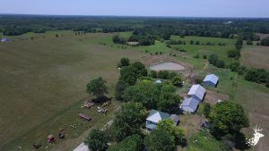 Turn of the Century Farmhouse on 82 M/L Acres photo