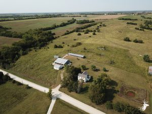 Classic Country Home on 10 M/L Acres photo